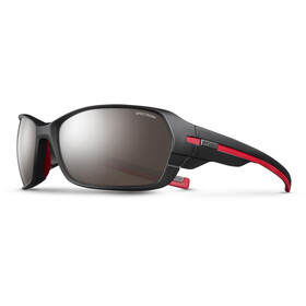 Julbo Dirt² Spectron 4 Sunglasses Matt Black/Red-Brown Flash Silver